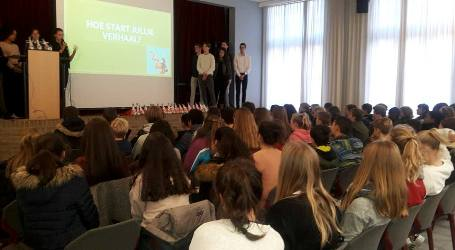 Miniondernemers voor de Klas in Turnhout