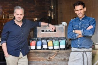 Alumni | Na 20 jaar start Wouter zijn Kaffefabrik