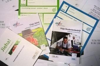 Om naar uit te kijken: nieuwe didactische materialen voor Jieha en Studentenbedrijf