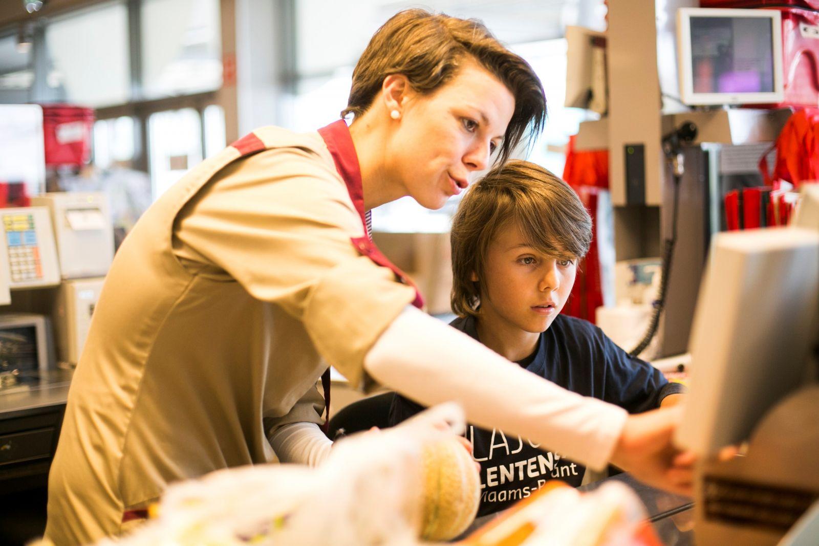 Lagereschoolkinderen ontdekken hun talenten tijdens de Vlajo Talentenstages