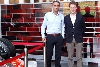 Alumnus Cedric Verbesselt stapt voor één dag in de voetsporen van topmanager ExxonMobil
