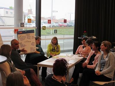 Vlajo@Café Basisonderwijs uit de startblokken