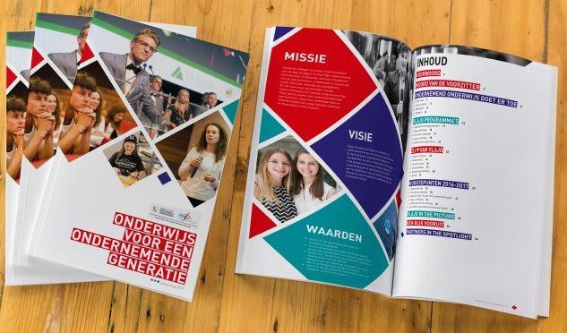 Wat realiseerde Vlajo het afgelopen school-en academiejaar? Ontdek het in ons jaarverslag!