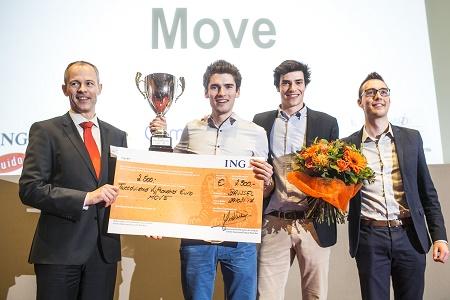 Move wint 8ste editie van Start Academy