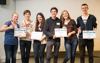 Jongeren stoten door naar slotfinale van Europese wetenschapswedstrijd Sci Tech Challenge