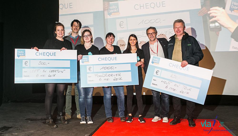 FOODCORNER wint  Hello crowd! wedstrijd en scheert hoge toppen met hun crowdfundingcampagne