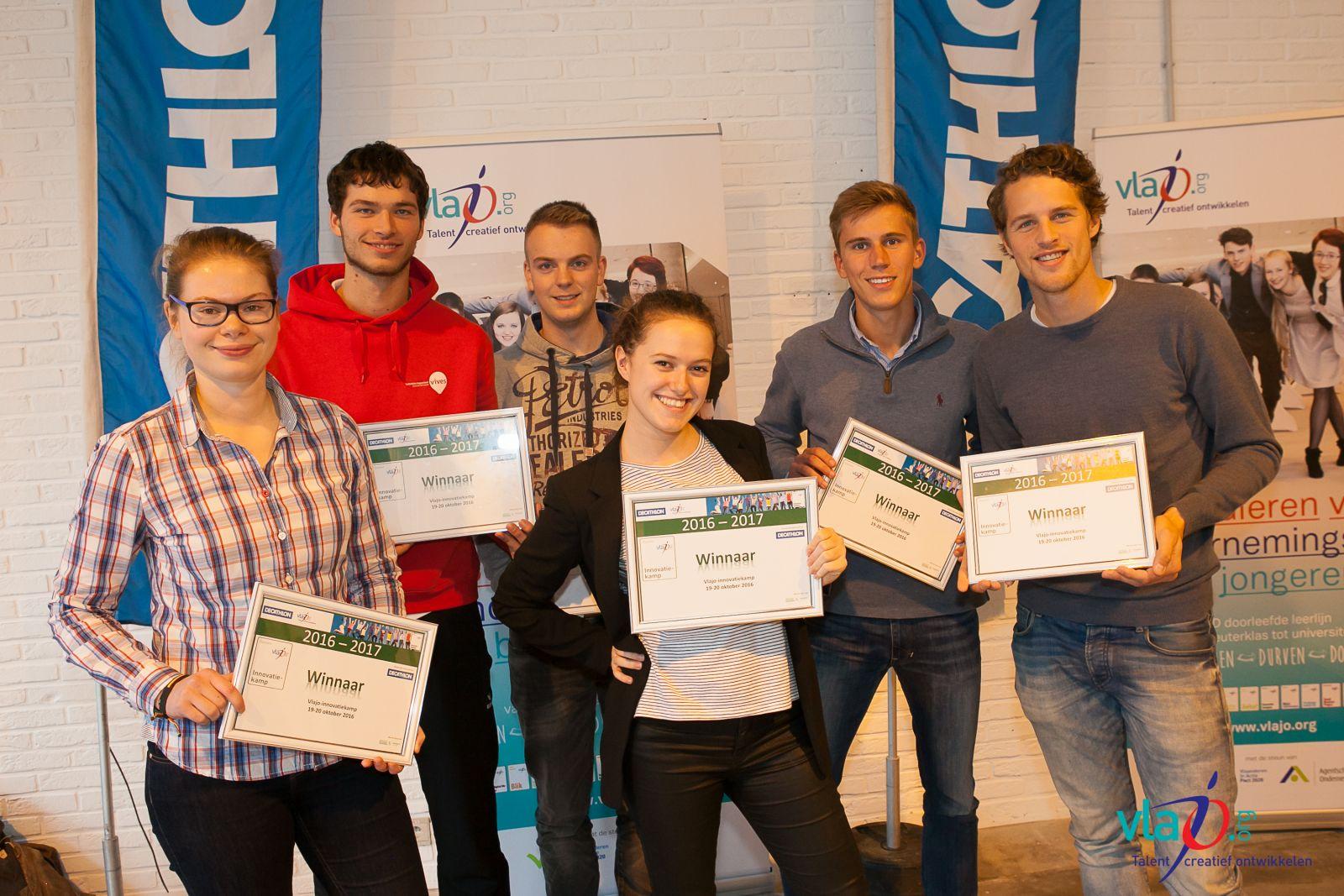 Studenten ontwikkelen gamification platform voor Decathlon