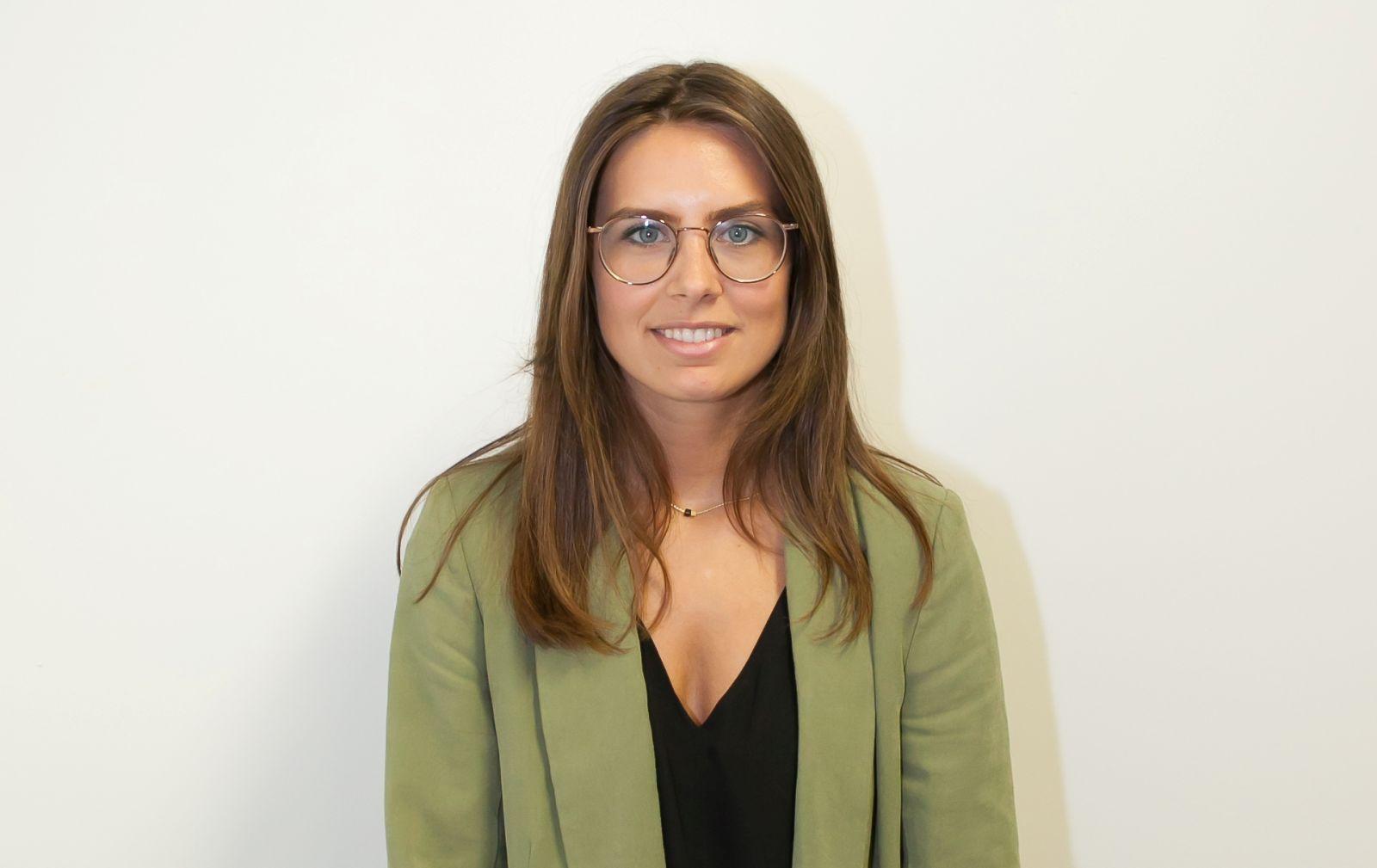 Welkom aan onze nieuwe collega Julie