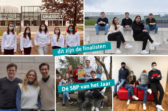 5 finalisten van 'Dé SBP van het Jaar 2021' zijn bekend