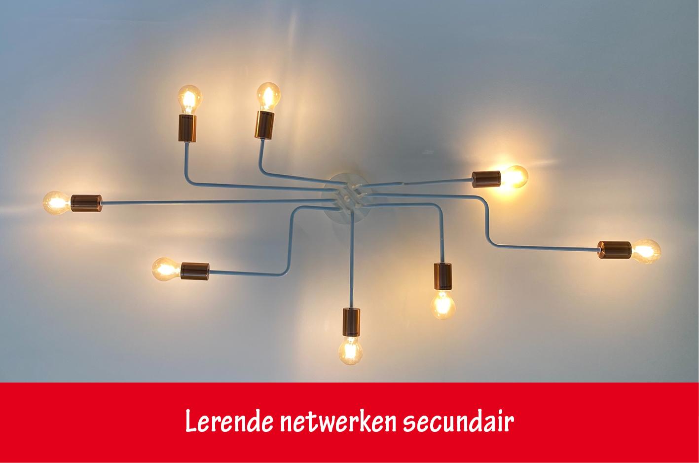 Lerende netwerken secundair starten op vanaf januari