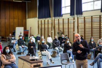 Neuhaus-topman geeft aftrap voor 'Ondernemers voor de Klas'