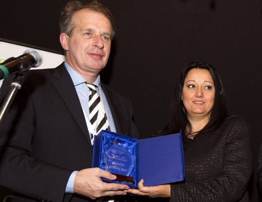Vlajo wint Europese T. Bata Quality Award