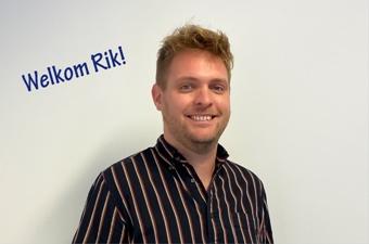 Meet Rik Brabants: onze nieuwe collega