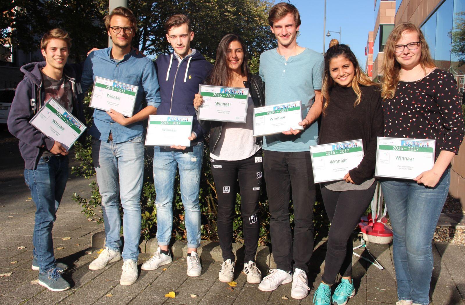 Studenten bedenken oplossing voor groenere e-commerce