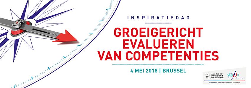Uitnodiging Inspiratiedag : groeigericht evalueren van competenties