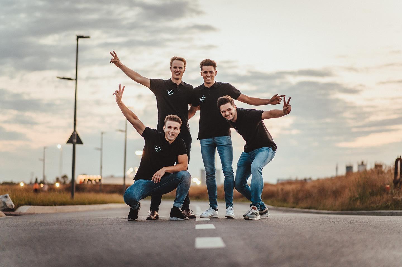 Velusta wint pitchdag van VTM-programma 'Jonge Wolven'