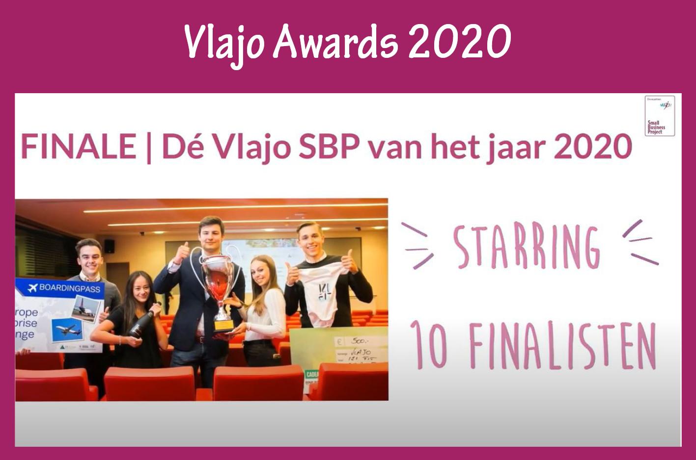 Dit zijn de 10 finalisten voor 'SBP van het Jaar 2020'