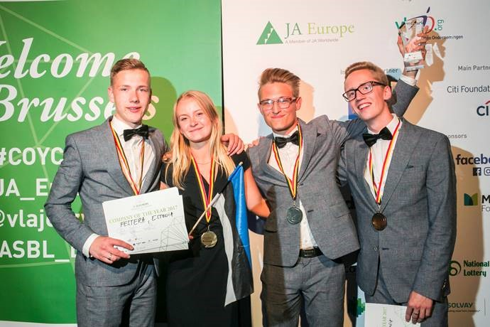 Europa's beste mini-ondernemers komen uit Estland
