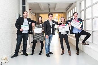 Studenten ontwikkelen creatief foodconcept voor West-Vlaamse hoeve- en streekproducten