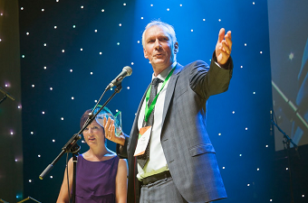 Vlajo-voorzitter wint Ja Europe Leadership Award