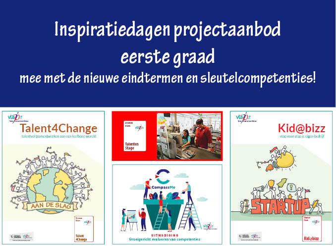 Inspirerende projecten voor de eerste graad