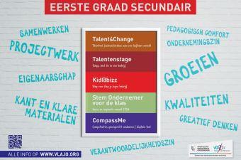 Uitnodiging: Talenten ontdekken en projectgerelateerd inzetten