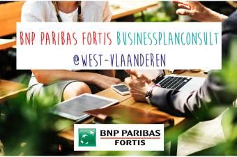 BNP Paribas Fortis coacht miniondernemers op weg met hun businessplan