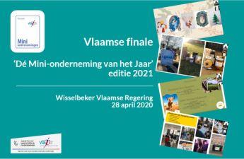 Geslaagde Vlaamse finale voor Mini-ondernemingen