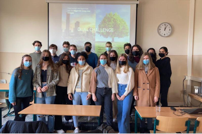 Meer dan 150 Vlajo-jongeren in dialoog met ExxonMobil-ingenieurs over STEM