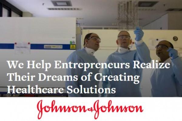 Nieuw partnership met Johnson & Johnson