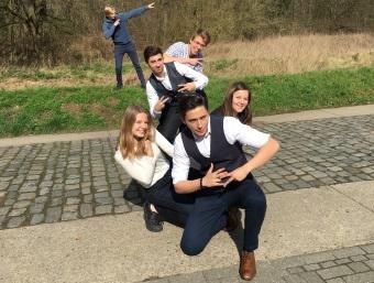 Vlajo-leerlingenteam naar Europees Parlement voor Sci Tech Challenge-finale!