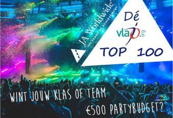 Win €500 partybudget voor je klas of team!