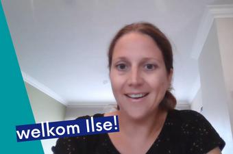 Meet Ilse Viaene: onze nieuwe collega!