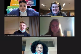 Jongeren ontwikkelen e-commerce plan voor Belgisch klimaatplan