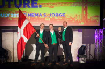 Denemarkste studenten winnen JA Europe Enterprise Challenge 2015