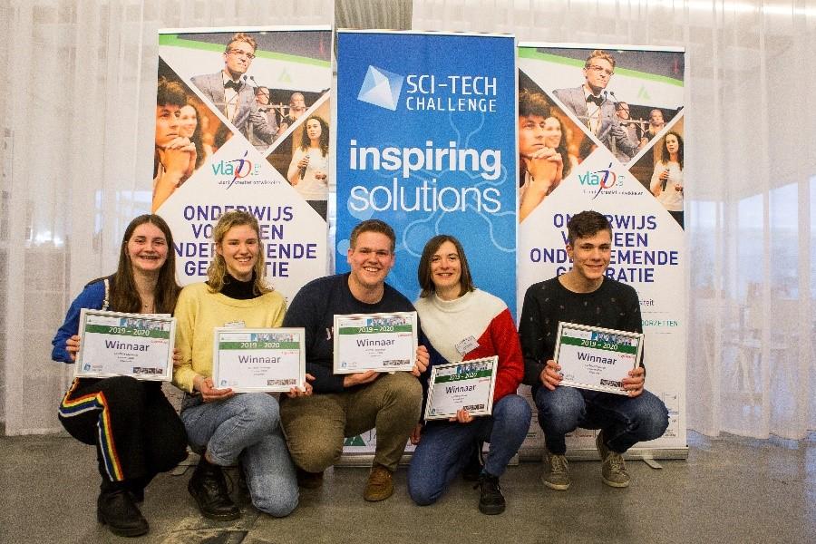 Jongeren bedenken energie-efficiënte oplossingen voor Olympische Spelen 2040